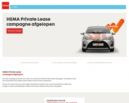 HEMA Private Lease