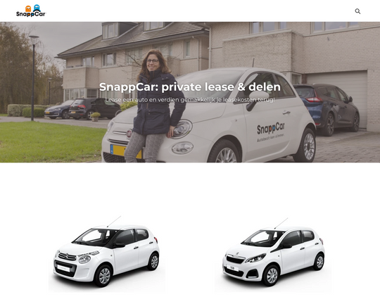 SnappCar Private Lease